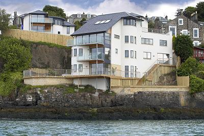 The Golf Pad waterfront luxury home nr St Andrews - Image 1 - Saint Andrews - rentals