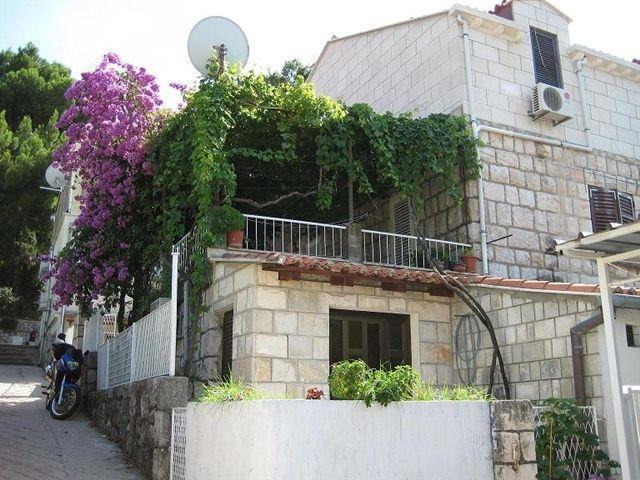 external view of house - Apartment 'Tolja' - Dubrovnik - rentals