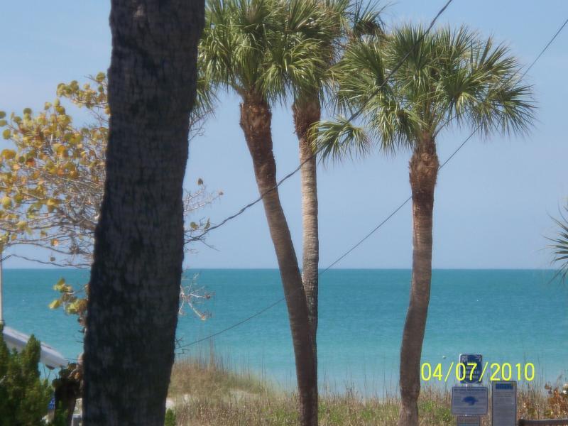 Views from Condo - Pet Friendly Condo with Gulf Views - Longboat Key - rentals