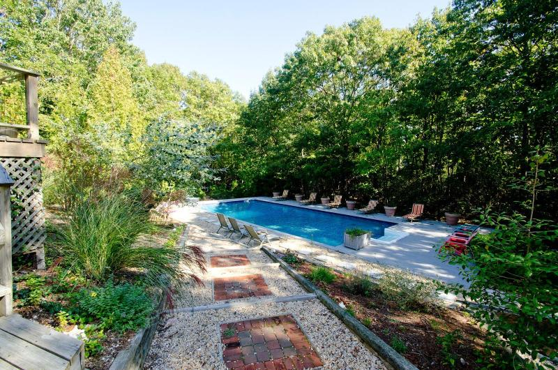 Great Outdoor Terrached oversized 20 x 44 pool - Sag Harbor Bridgehampton 5min Guest Suite - Sag Harbor - rentals