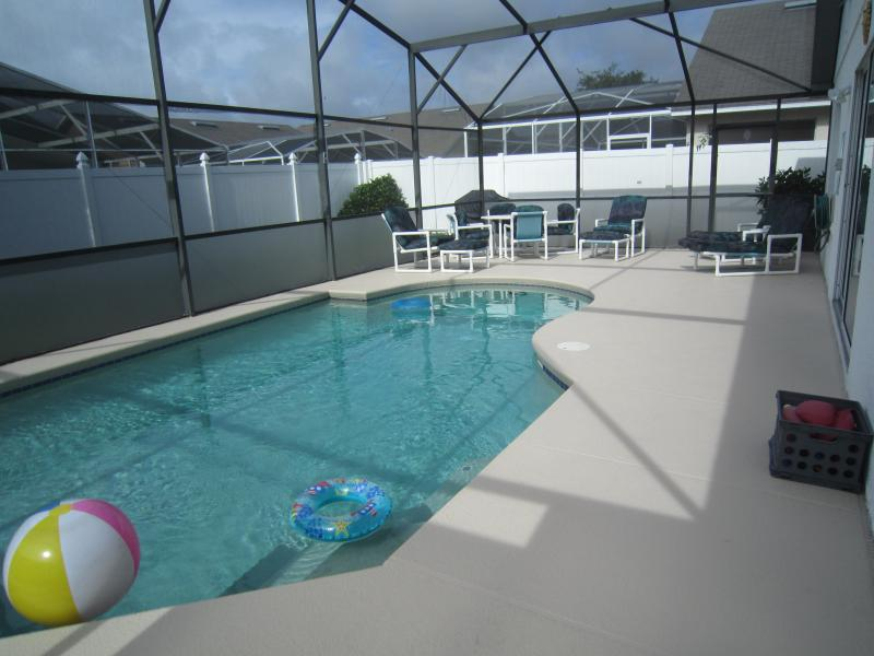 Pool can be heated if required, additional charges will apply - Your Florida home away from home - Florida - rentals