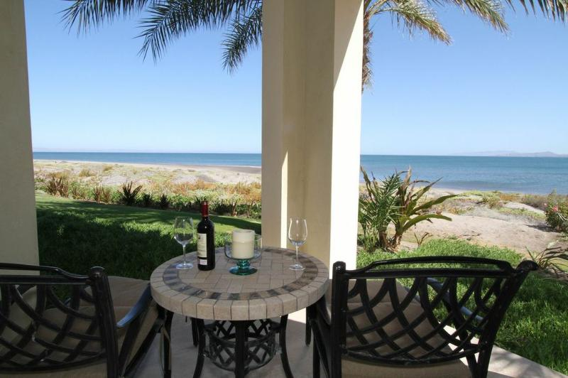 Can't get any closer to the Sea of Cortez - Ground Floor Luxury Paraiso del Mar Condo - 3 Bdms - La Paz - rentals