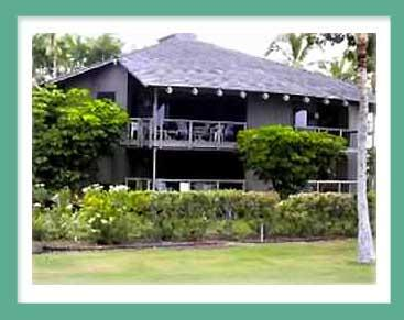 View of condo from Fairway - Kanaloa at Kona Steps to Ocean & Golf 3B/3B - Kailua-Kona - rentals