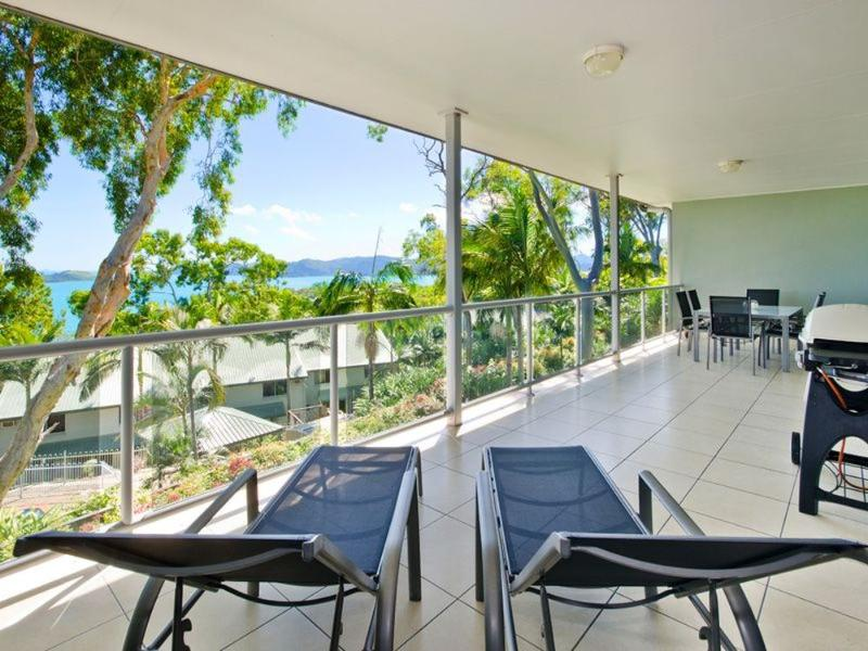 Balcony - Blue Water Views 05 - Hamilton Island - rentals
