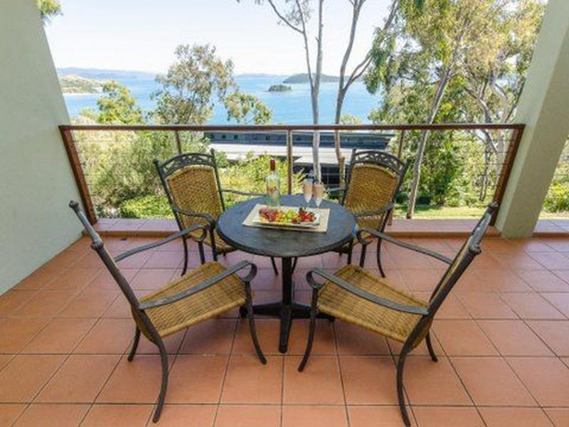Balcony - Compass Point 1 - Hamilton Island - rentals