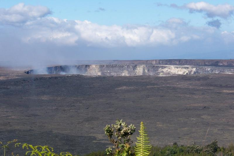 Halemau Crater just a 5 minute drive from House - VOLCANO GUESTHOUSE COTTAGE - Rainforest Setting - Volcano - rentals