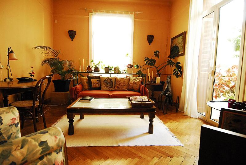 Living Room  - Your Home Away from Home - Athens - rentals