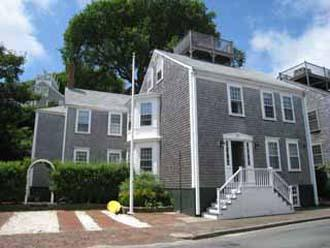5 Bedroom 6 Bathroom Vacation Rental in Nantucket that sleeps 10 -(9883) - Image 1 - Nantucket - rentals