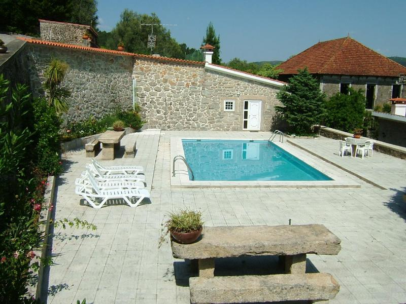 cosy 3 bdr country house panoramic pool Vila Verde - Image 1 - Vila Verde - rentals