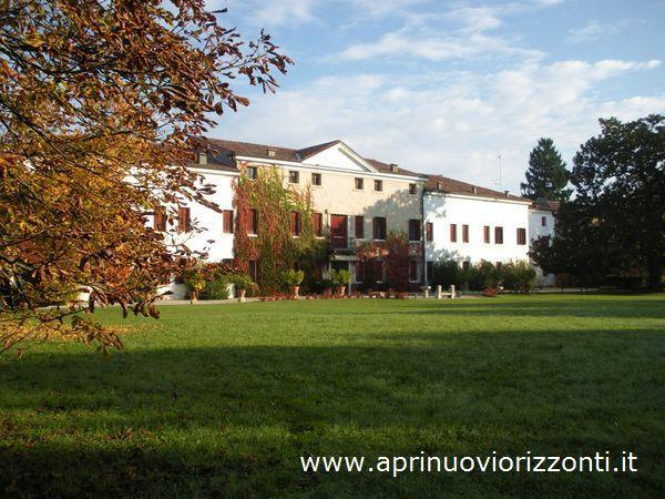 Panoramic view with garden - Elegant Venetian Villa for exclusive luxury stays - Conegliano - rentals