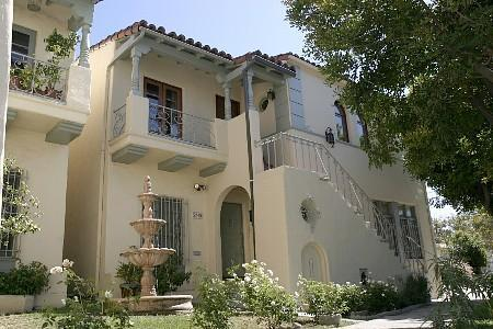1930's Spanish Duplex - Duplex on 9th - Los Angeles - rentals