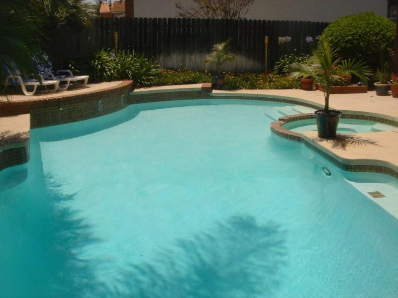 Refreshing pool and spa - Beautiful Anaheim Hills Hideaway with Pool & Spa - Anaheim Hills - rentals
