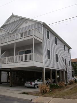 Gorgeous House with private parking! - Sleeps 14, Fabulous, Ocean Block, Private Parking! - Ocean City - rentals