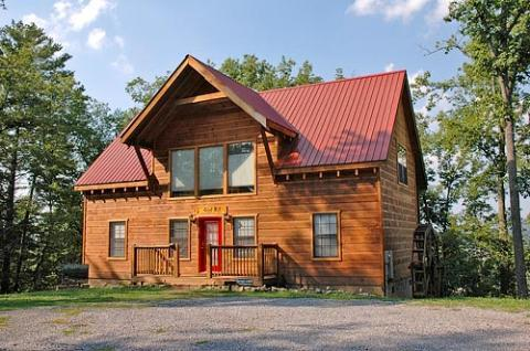 The Gristmill - Image 1 - Pigeon Forge - rentals