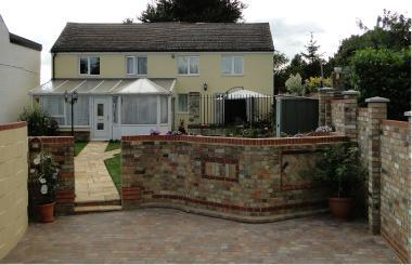 Main House - Gold Award 2 Bedroom Cottage in Village location - Saint Neots - rentals
