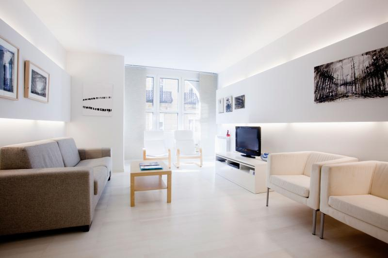 Georgeus modern design apt near the beach WIFI - Image 1 - San Sebastian - Donostia - rentals