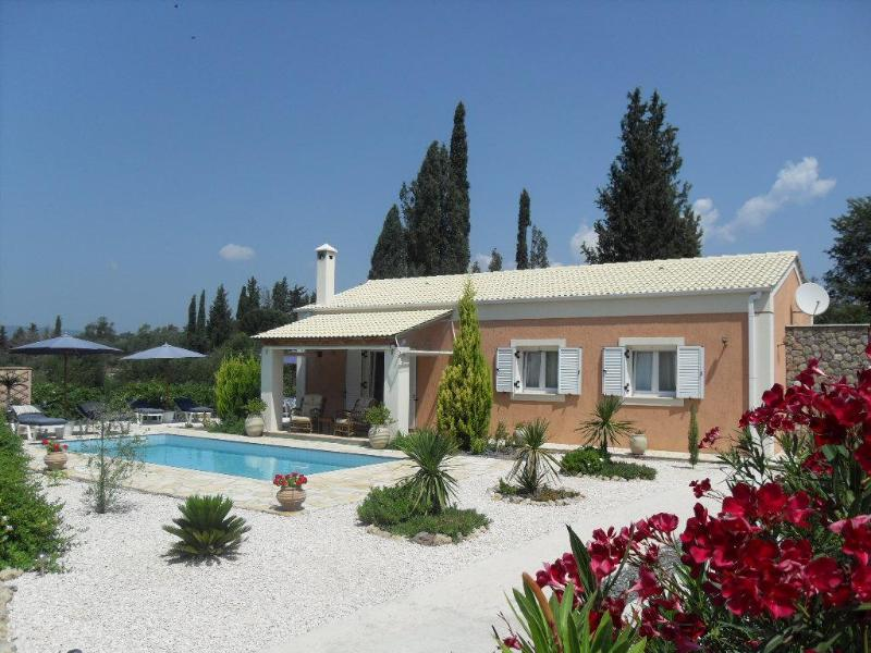 Villa Oleander - Corfu - Secluded 2 bedroom villa with private pool - Corfu Town - rentals