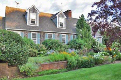 KATAMA BAY HOUSE: WATERFRONT VIEWS AND PRIVATE BEACH - KAT DTRE-30 - Image 1 - Edgartown - rentals