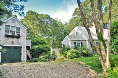 LONGVIEW COTTAGES: MAGICAL GARDEN RETREAT - WT MGRE-232 - Image 1 - West Tisbury - rentals
