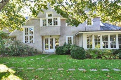 SECLUDED 17-ACRE WATERFRONT COMPOUND WITH TENNIS - EDG MPAT-08 - Image 1 - Edgartown - rentals