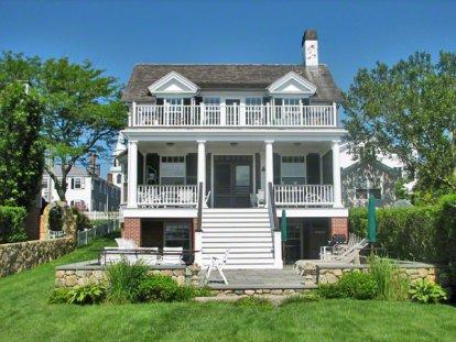 THE SHAMROCK HOUSE: LUXURIOUS HARBORSIDE LIVING - EDG PRON-53 - Image 1 - Edgartown - rentals