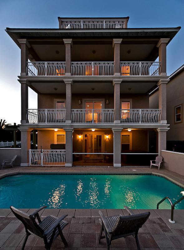This vacation you will 'live the life you have always imagined' in this stunning beach home.  - Venus - Destin - rentals