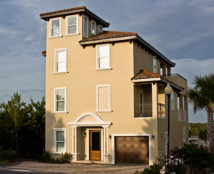 Grande Vista is a gulfview private home nestled in a quiet coastal community in Blue Mountain Beach  - Grande Vista - Blue Mountain Beach - rentals