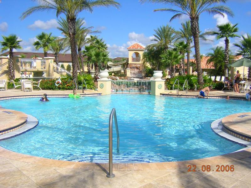 Tropical Pool - A vacation Resort you won't want to leave - Davenport - rentals