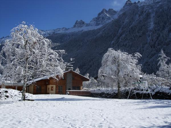 Chalet Slider in the snow - Central Chamonix chalet - Chamonix - rentals