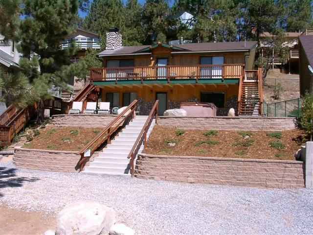 Boulder Cottage Lakefront - Image 1 - Big Bear Lake - rentals