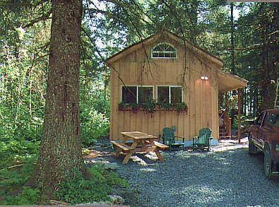 Cabin 1-Bear Glacier Cabin - Millane's Serenity by the Sea Bear Glacier Cabin 1 - Seward - rentals