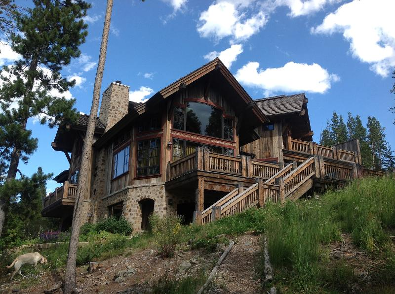 Lots of hiking trails right off back of chateau - Chalet du Soleil - Breckenridge - rentals