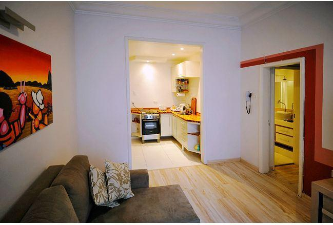 The living area - Ipanema Central -2bedroom Comfortable & quiet! - Rio de Janeiro - rentals