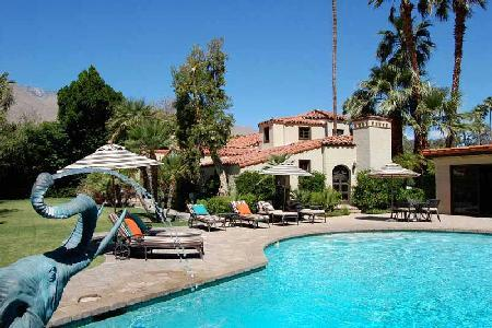 Sandacre - An Elegant, Secluded and Stately Spanish Estate with Pool and Spa - Image 1 - Palm Springs - rentals
