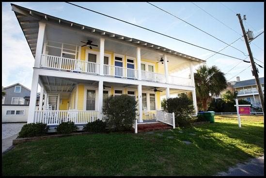 Sea View Apartments - 1/2 Block to Beach - Sea View Apartments, Unit #1 - Tybee Island - rentals