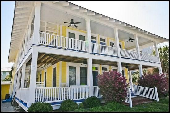Sea View Apartments - 1/2 Block to Beach - Sea View Apartments, Unit #3 - Tybee Island - rentals