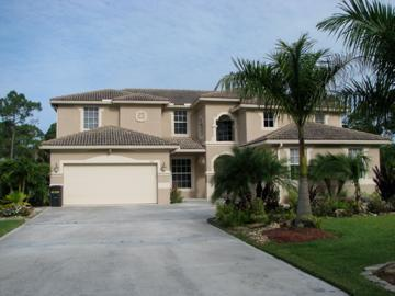 main home - 5 bed, 1.2 acre  Luxurious Spanish Villa,  Jupiter - Jupiter - rentals