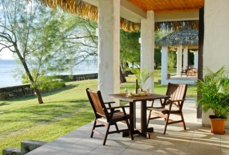 Relaxing Ocean Views From Your Verandah - Mangaia Villas - Mangaia Island, Cook Islands - Southern Cook Islands - rentals