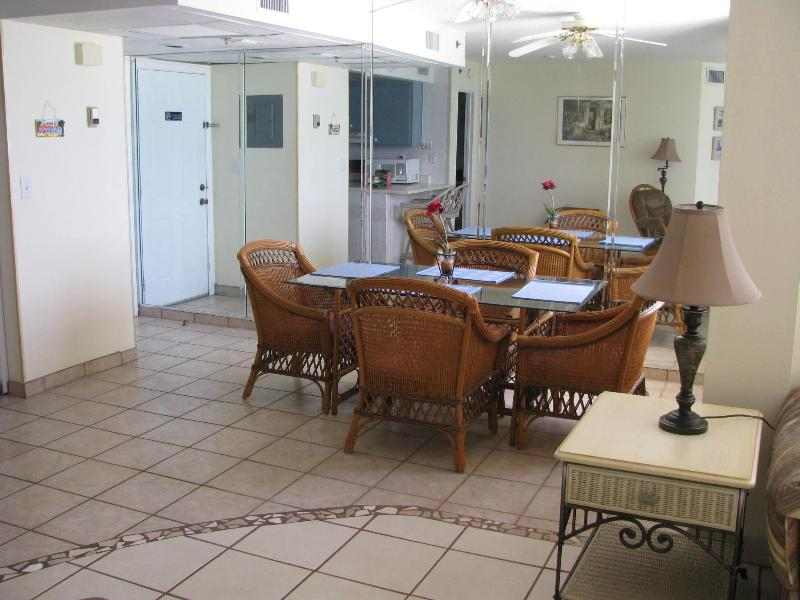 Spacious condo with great view of beach & gulf - Image 1 - Panama City Beach - rentals