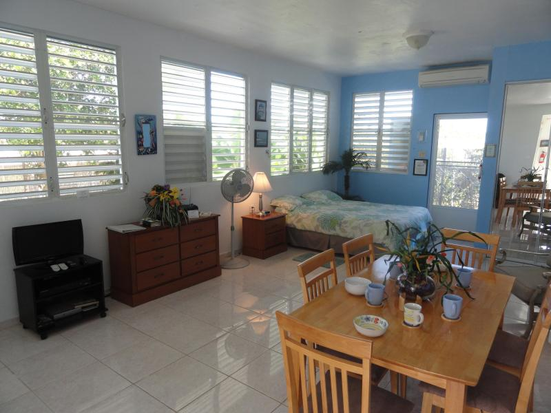 View from Kitchen - Casa Sunset of Casa Caribe Vacation Rentals - Aguadilla - rentals