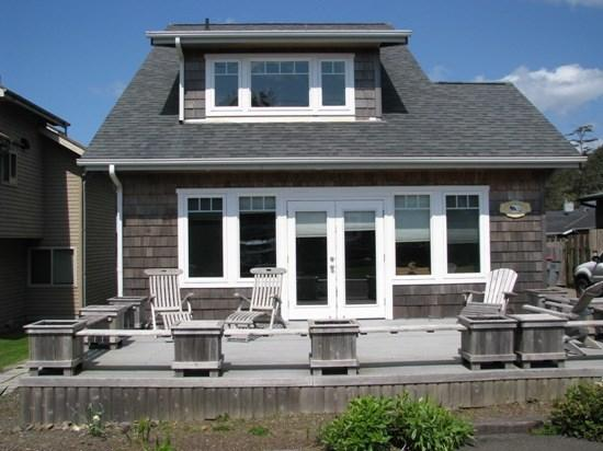 Sea Rae -Front  - SeaRae - 39984 - Cannon Beach - rentals