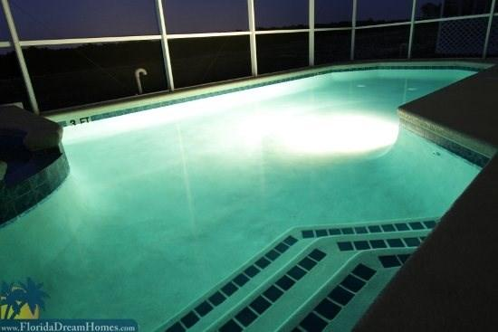 Take an Evening Dip and Enjoy the Aroma of the Florida Orange Groves - 40894 - Heavenly 4 BR, 3 BA House in Kissimmee - Kissimmee - rentals