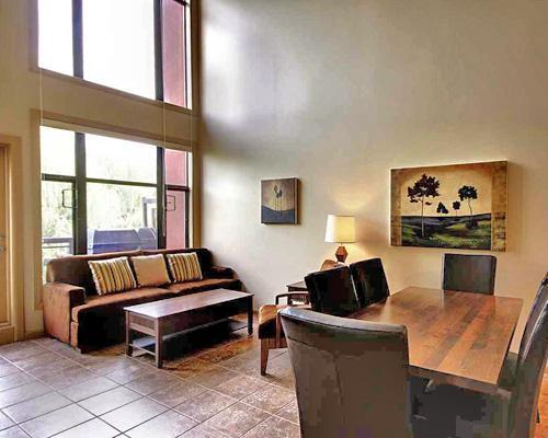 Fully furnished, equipped & spacious - SPACIOUS 2-BR Resort Condo with LOFT - Kelowna - rentals