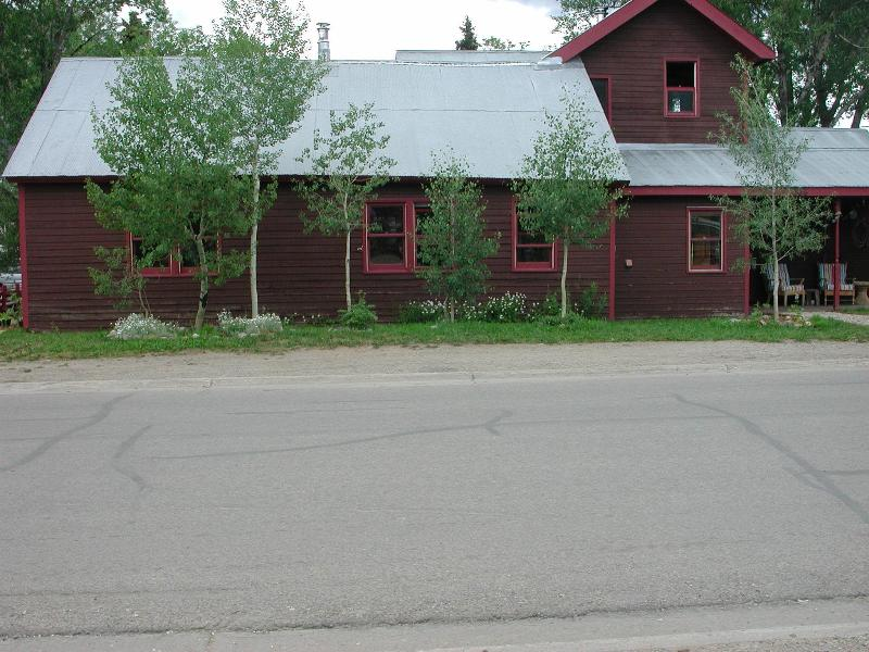Red Wing House - Image 1 - Crested Butte - rentals
