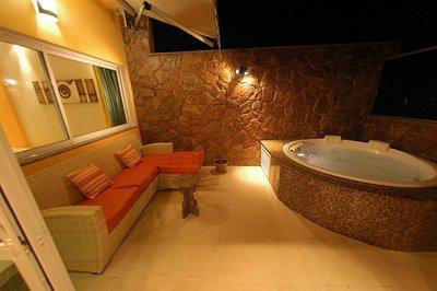 Terrace with private pool, jacuzzi - Penthouse Rio de Janeiro with private pool! - Rio de Janeiro - rentals
