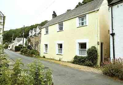 Pet Friendly Holiday Home - Brodawel, Solva - Image 1 - Solva - rentals