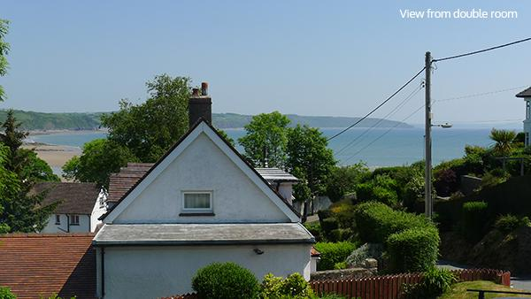 Holiday Cottage - Minim Cottage, Saundersfoot - Image 1 - Saundersfoot - rentals