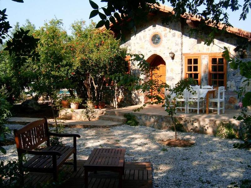 Fig Cottage (3 bedroom) - The Fig Garden Cottages / Fig Cottage - Kayakoy - rentals