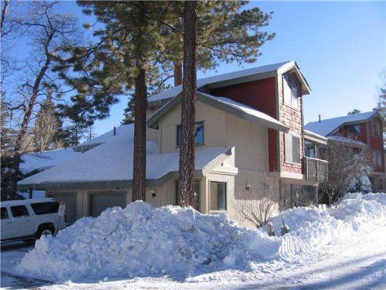 Front View - Bear Mountain Retreat - Big Bear Lake - rentals