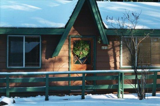 Front View - Double B - Big Bear Lake - rentals